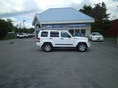 2012 Jeep Liberty for sale in Scotia, NY