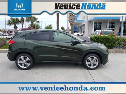 2017 Honda HR-V for sale in Venice, FL