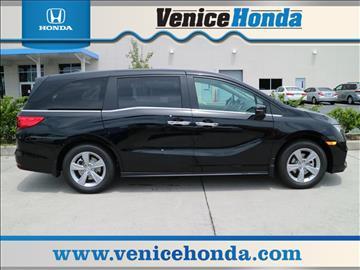2018 Honda Odyssey for sale in Venice, FL