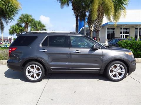 2015 Ford Explorer for sale in Venice, FL