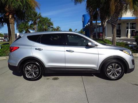 2016 Hyundai Santa Fe Sport for sale in Venice, FL