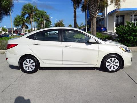 2016 Hyundai Accent for sale in Venice, FL