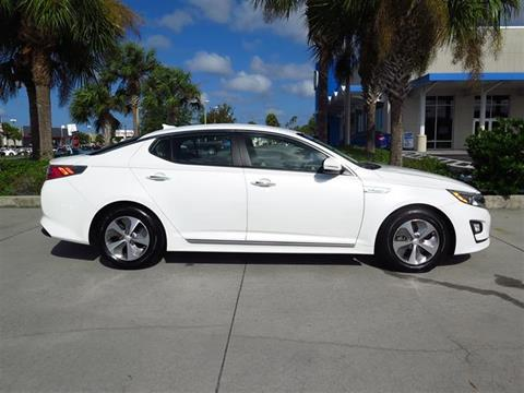 2014 Kia Optima Hybrid for sale in Venice, FL