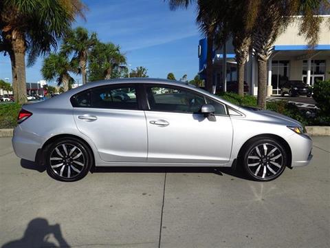 2015 Honda Civic for sale in Venice, FL