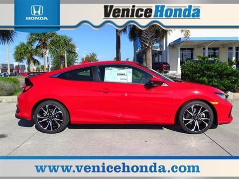 2017 Honda Civic for sale in Venice, FL