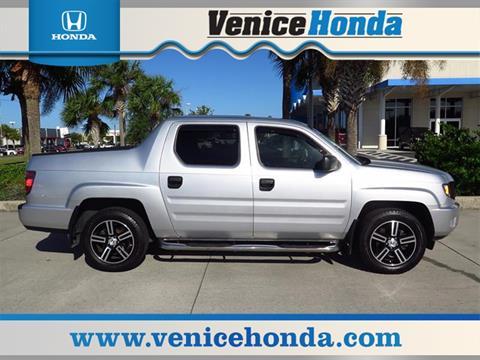 2014 Honda Ridgeline for sale in Venice, FL