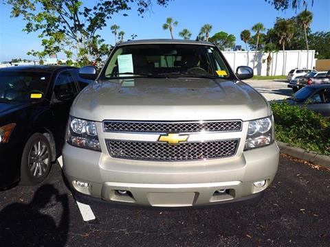 2014 Chevrolet Suburban for sale in Venice, FL