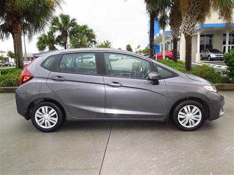 2015 Honda Fit for sale in Venice, FL
