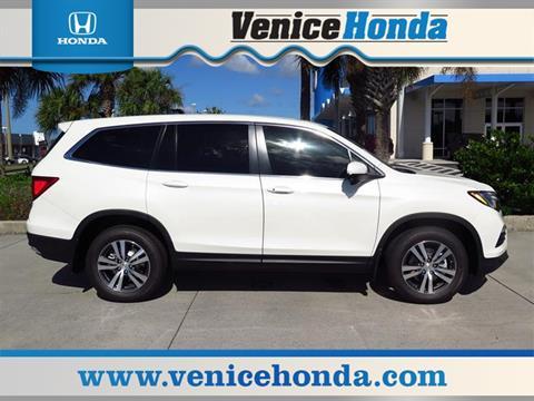 2017 Honda Pilot for sale in Venice, FL