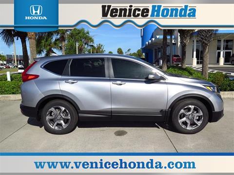 2017 Honda CR-V for sale in Venice, FL