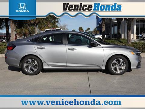 2019 Honda Insight for sale in Venice, FL