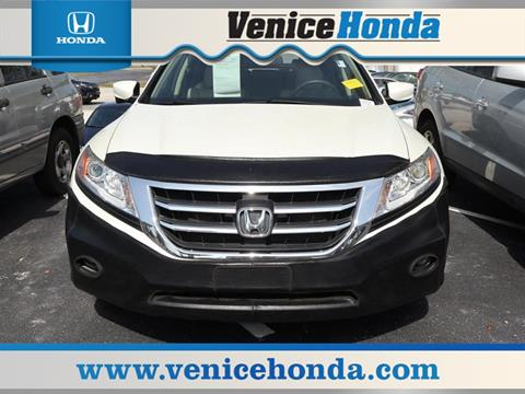 2015 Honda Crosstour for sale in Venice, FL