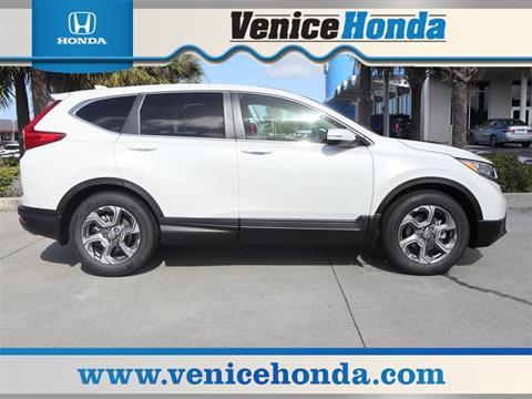 2019 Honda CR-V for sale in Venice, FL