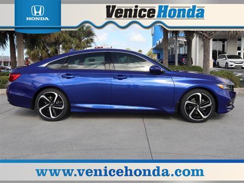 2019 Honda Accord for sale in Venice, FL