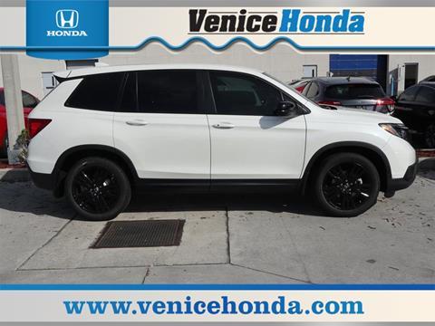 2019 Honda Passport for sale in Venice, FL