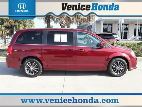 2017 Dodge Grand Caravan for sale in Venice, FL