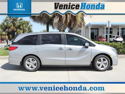 2019 Honda Odyssey for sale in Venice, FL