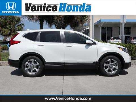 2019 Honda CR-V for sale in Venice, FL