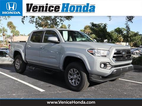 2019 Toyota Tacoma for sale in Venice, FL