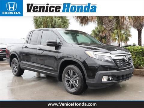 2019 Honda Ridgeline for sale in Venice, FL