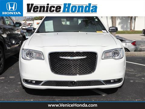 2018 Chrysler 300 for sale in Venice, FL