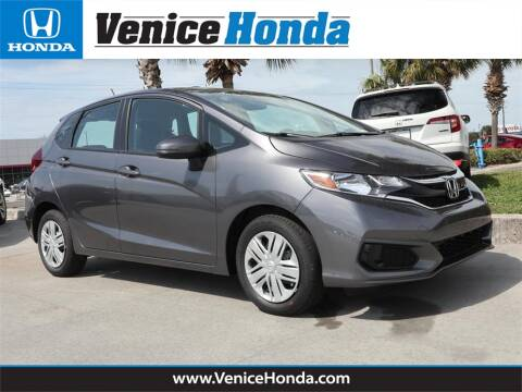 2020 Honda Fit LX for sale at Venice Honda in Venice FL