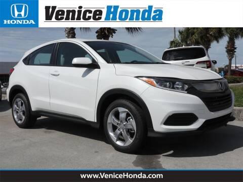 2020 Honda HR-V LX for sale at Venice Honda in Venice FL