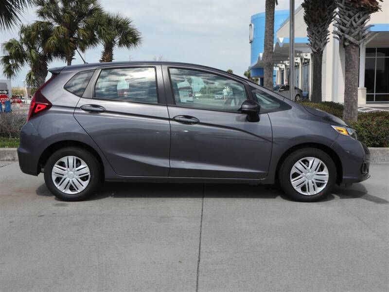 2020 Honda Fit LX (image 3)