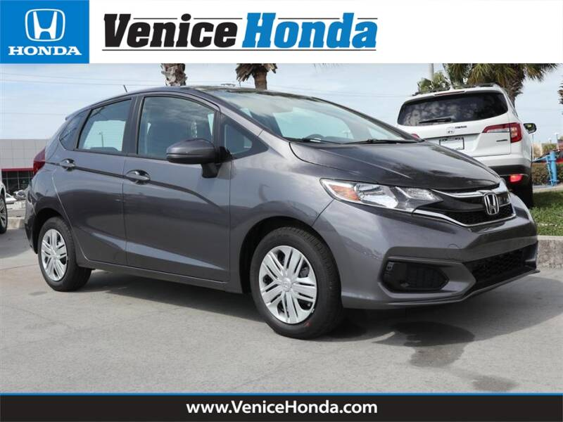 2020 Honda Fit LX (image 1)