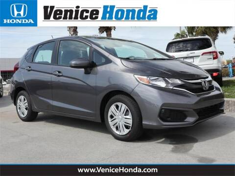2020 Honda Fit LX for sale at Venice Honda in Venice FL