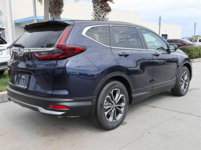 2020 Honda CR-V EX (image 4)