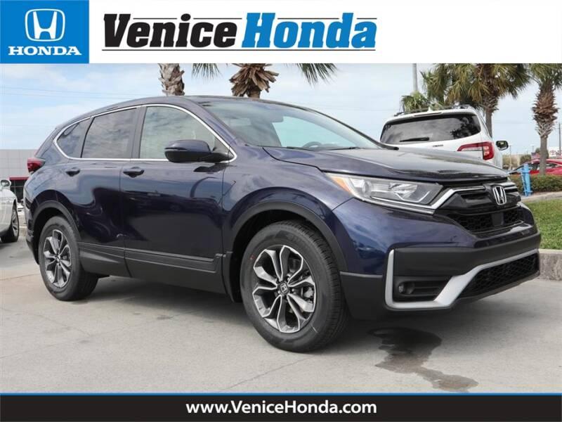 2020 Honda CR-V EX (image 1)