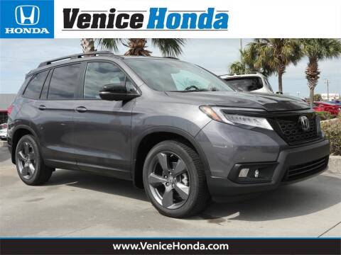 2020 Honda Passport Touring for sale at Venice Honda in Venice FL
