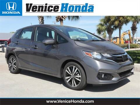 2020 Honda Fit EX-L for sale at Venice Honda in Venice FL