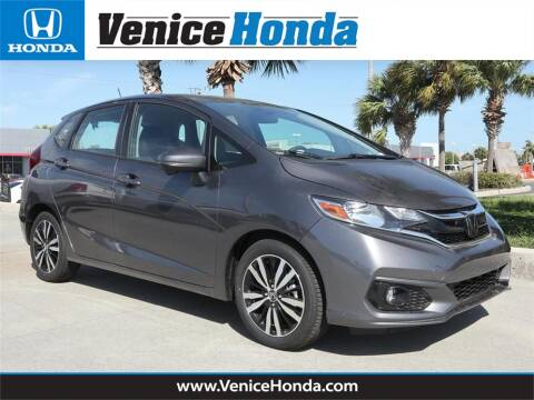 2020 Honda Fit EX for sale at Venice Honda in Venice FL