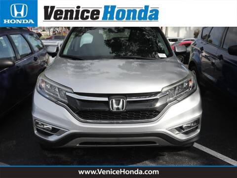 2016 Honda CR-V for sale at Venice Honda in Venice FL