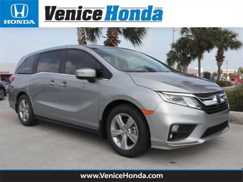 2020 Honda Odyssey for sale at Venice Honda in Venice FL