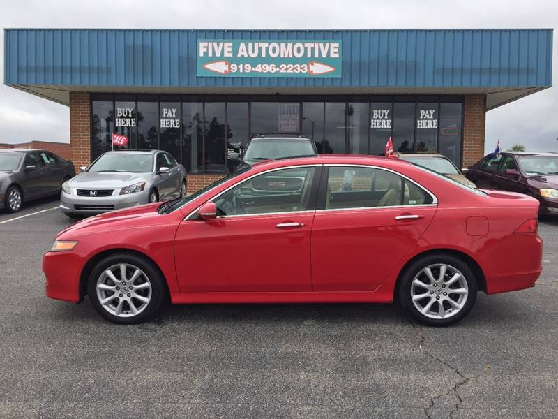 at details inventory louisburg five tsx for acura in sale automotive nc navi w