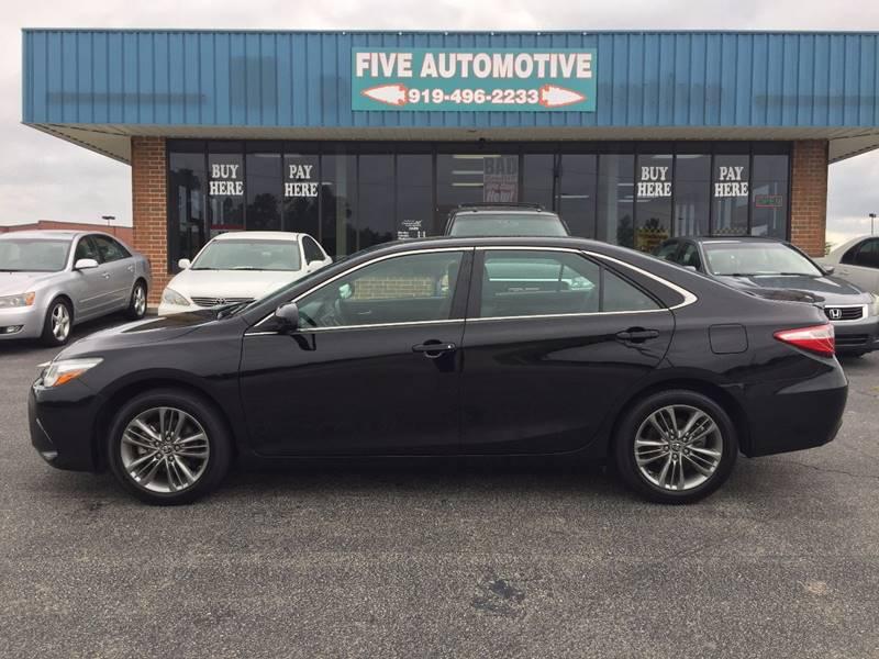 Five Automotive – Car Dealer in Louisburg, NC