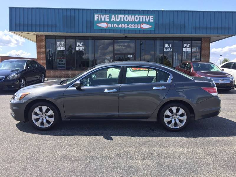 accord five nc sale automotive in louisburg at for honda ex details inventory