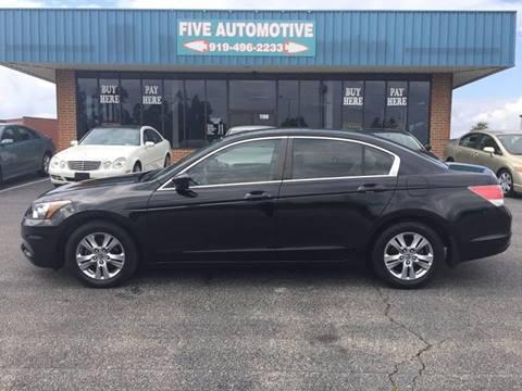 2012 Honda Accord for sale in Louisburg, NC