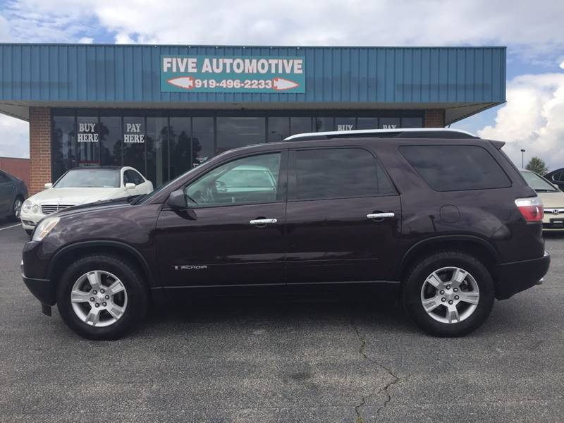 acadia mi inventory slt gmc details purchasing sale frankenmuth at in for auto wholesale