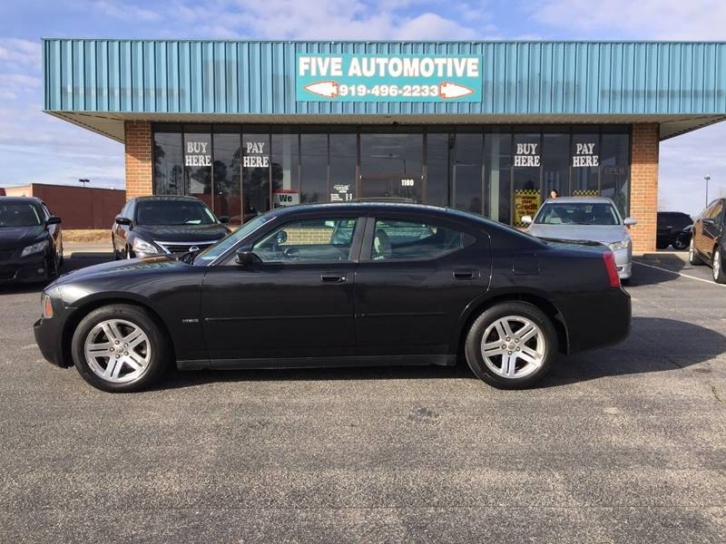2007 Dodge Charger For Sale >> 2007 Dodge Charger Louisburg Nc Raleigh North Carolina