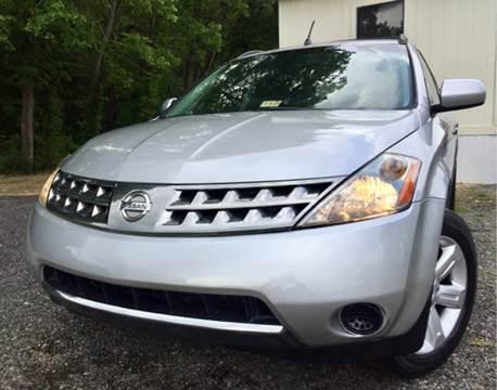 2007 Nissan Murano for sale in Spotsylvania, VA