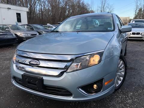 Ford Fusion Hybrid For Sale >> Ford Fusion Hybrid For Sale In Spotsylvania Va