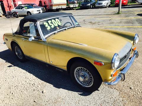 1973 MG Midget for sale in Oklahoma City, OK