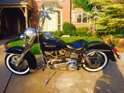 1977 Harley-Davidson FLH 1200 for sale in Oklahoma City, OK