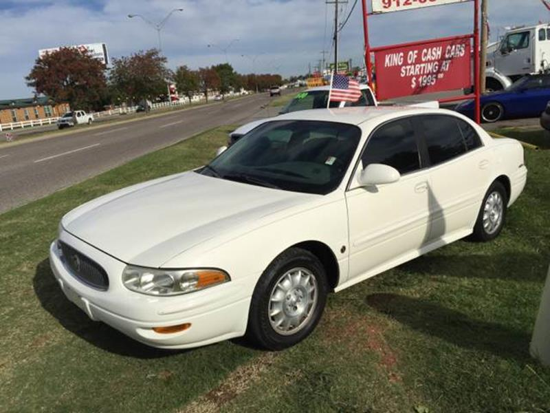 Buick LeSabre Custom In Oklahoma City OK OKC CAR CONNECTION - Oklahoma city buick dealers