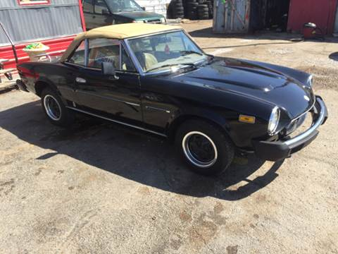 1979 fiat 124 spider for sale in north las vegas, nv - carsforsale®