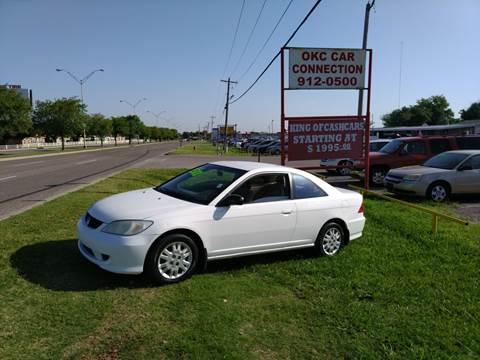 2004 Honda Civic for sale in Oklahoma City, OK